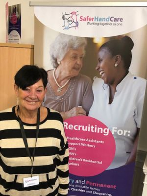 Anne Beer MBE  – Branch Administrator